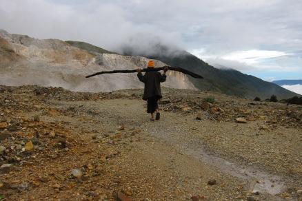 Vulcano, Indonesia