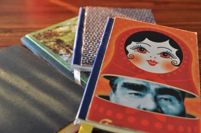 handbound books by rrrauw