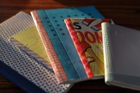 handmade notebooks by rrrauw