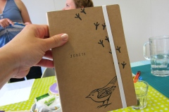 Notebook by Chez Chouke