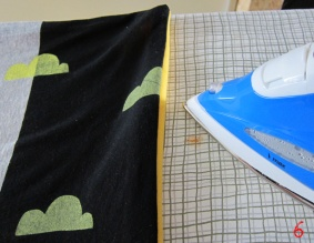 Screenprint blanket 6