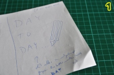 Papercut text 1