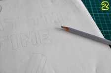 Papercut text 2