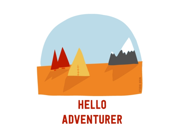 Studio Brun - Hello Adventurer