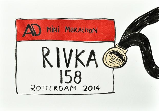 Mini marathon Rotterdam