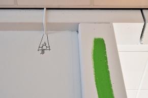 Illustrations on school walls